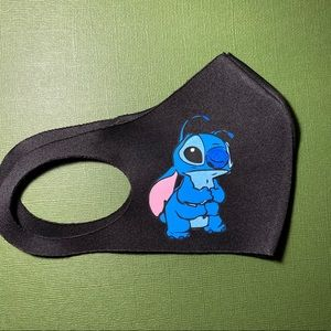 Disney's stitch face mask